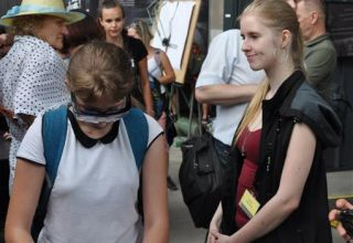 Opolska młodzież w kraju morawsko-śląskim