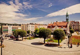 Rewitalizacja miasta Kluczborka