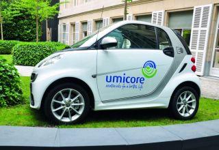 Grupa Umicore zainwestuje w Nysie 660 mln euro