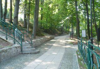 Rewaloryzacja Parku Zdrojowego w Głuchołazach