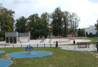 Rewaloryzacja zabytkowego Parku Miejskiego w Prudniku