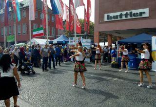Festiwal wielokulturowości w Moguncji