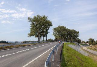 Na pograniczu oddano drogę i nowy most