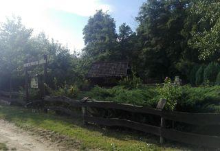 Park rekreacyjno-wypoczynkowy w Rzymianach
