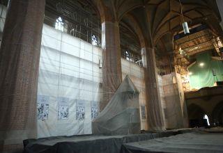 Pięknieją wnętrza opolskiej katedry