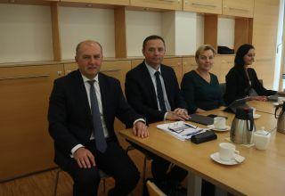 Pierwsze spotkanie komisji rolnictwa