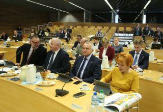 Na sesji o ochronie powietrza