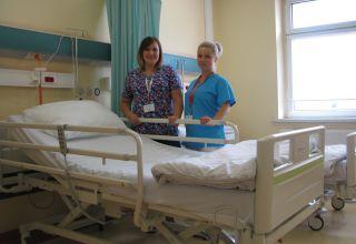 Z dbałością o komfort pacjentek