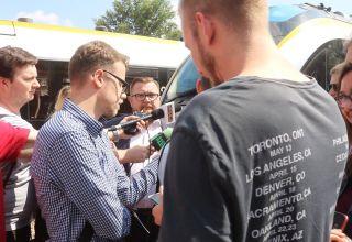 Fani dojadą pociągiem na Pol'and'Rock Festival