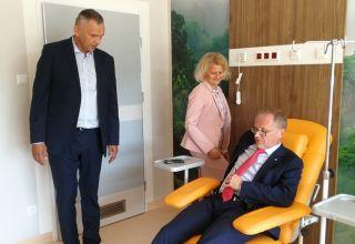 Uniwersytecki Szpital Kliniczny z nowoczesną okulistyką