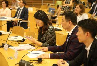 Przedsiębiorcy z Chin szukali partnerów