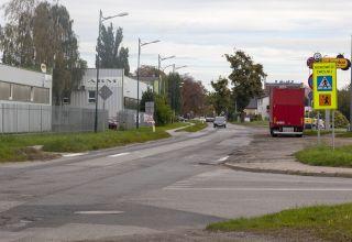 Gogolińska w Strzelcach Opolskich do przebudowy