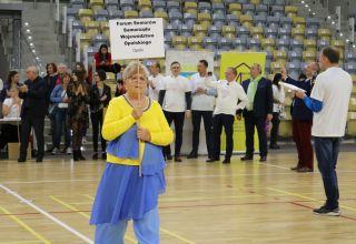 Tłumy na Olimpiadzie Seniorów
