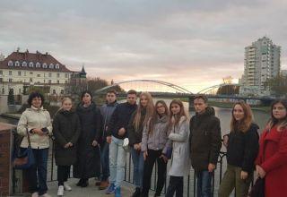 Spotkanie młodych Europejczyków