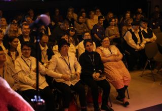 Niepełnosprawni stanęli na scenie NCPP