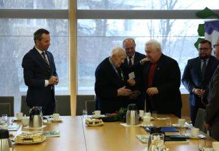 Edward Głowacki otrzymał tytuł Honorowego Obywatela Województwa