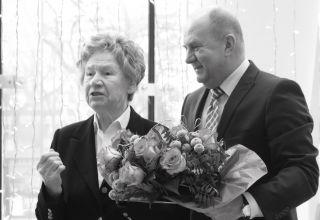 Zmarła major Wanda Nowak