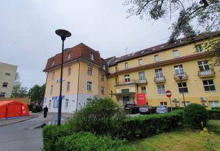 Większa pomoc dla szpitala w Kluczborku