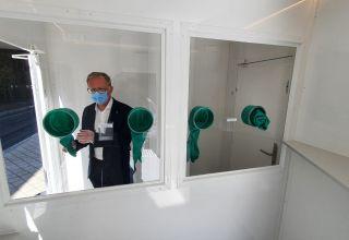 Koronawirus - opolscy producenci z dobrymi pomysłami