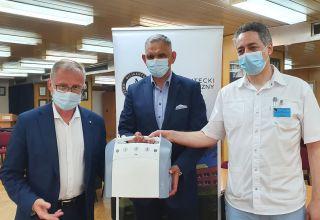 Respiratory z Niemiec już w Opolu