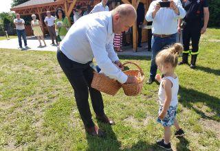 Aktywna sobota w gminie Dobrzeń Wielki
