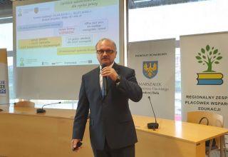 Opolskie szkolnictwo zawodowe dla rynku pracy doposaża nauczycieli