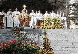 Dożynki Diecezjalne na Górze Św. Anny