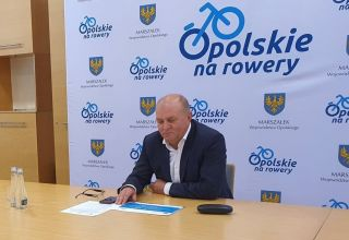 """""""Opolskie na rowery"""" czyli kompleksowo o ścieżkach rowerowych w regionie"""