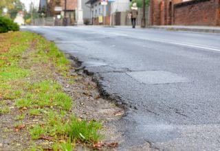Nowy asfalt jeszcze przed zimą!