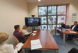 """Spotkanie dotyczące """"Bieżącej realizacji Lokalnych Strategii Rozwoju wraz z informacją nt. przyszłości PROW"""""""