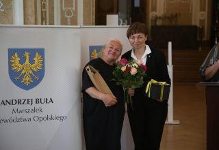 Wspomnienia seniorów nagrodzone