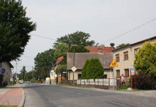 Rusza przebudowa drogi wojewódzkiej w Brynicy