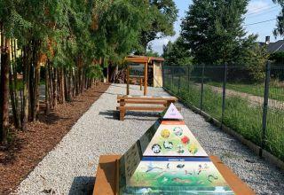 Zielona ścieżka edukacyjna w Niwkach
