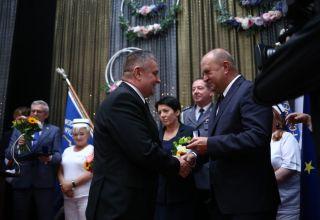 Gratulacje i odznaczenia